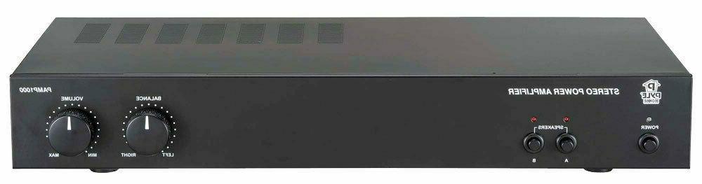160 watt 2 channel home stereo power