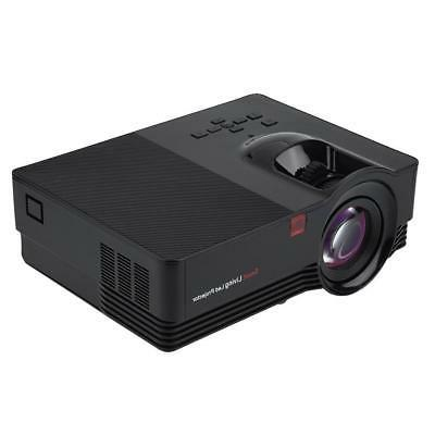 Home Screen Video Projectors
