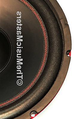 "10"" inch Sound WOOFER Speaker 8 Ohm Sub"