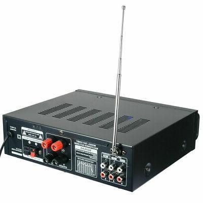 2000W Bluetooth AMP FM