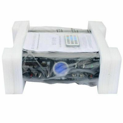 2000W VU Bluetooth stereo amplifier HiFi AMP FM SD