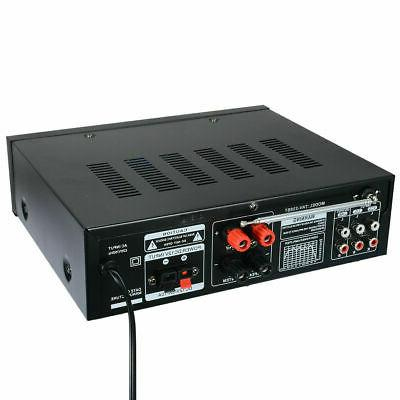2000W Bluetooth 4.0 stereo AMP