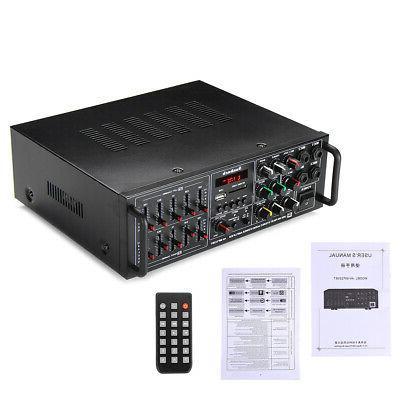 325BT Stereo Audio 2Ch FM