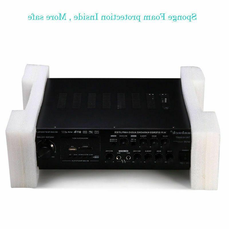 2000W 110V Digital HIFI AMP Audio Car Home