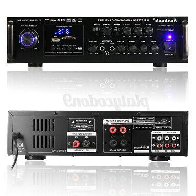 bluetooth 2Channel 110V Home Power System HIFI FM