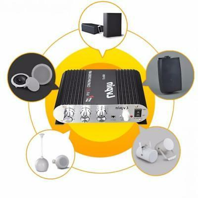 200W 12V Amplifier Radio MP3 Stereo for Home