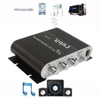 200W 12V Amplifier for Car Home New