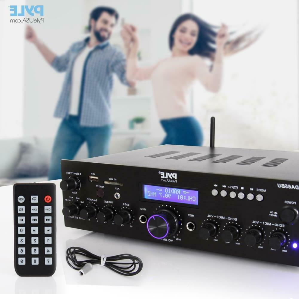 200W STEREO DIGITAL AUDIO AMP