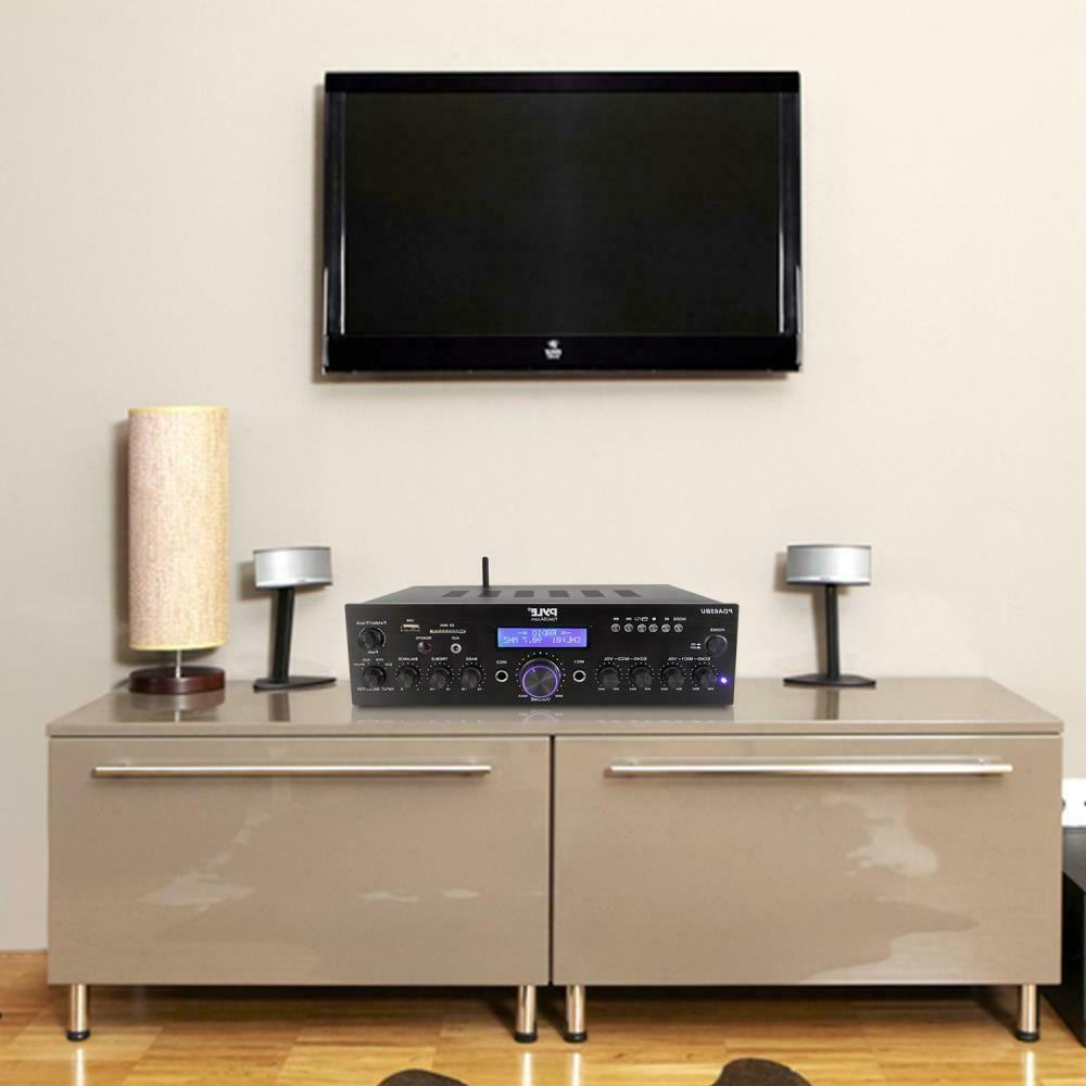 200W BLUETOOTH HOME STEREO AMP AMPLIFIER SYSTEM