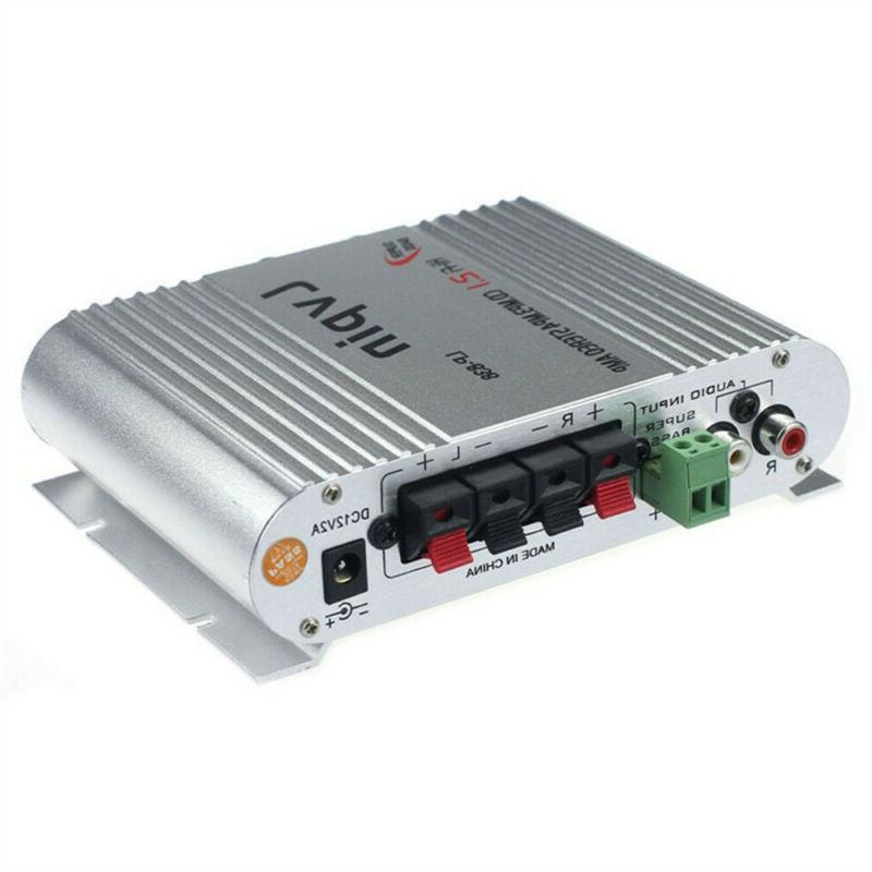 Hi-Fi MP3 Player USB SD FM Home