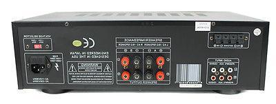 4) PLMR24B 200W PT260A Home Stereo Receiver