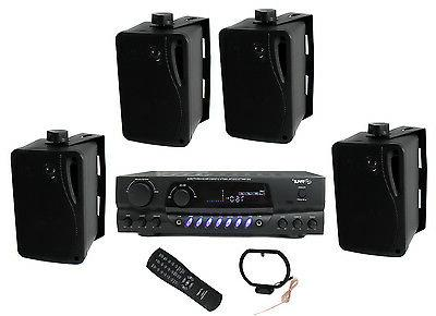 4 plmr24b speakers