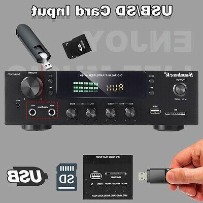 4000W SD AMP