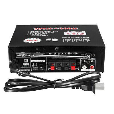 600W Amplifier Stereo Audio Radio c