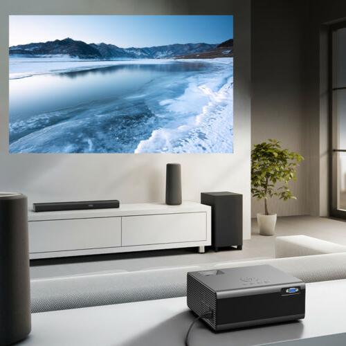 720P Home Projector Lumen HDMI