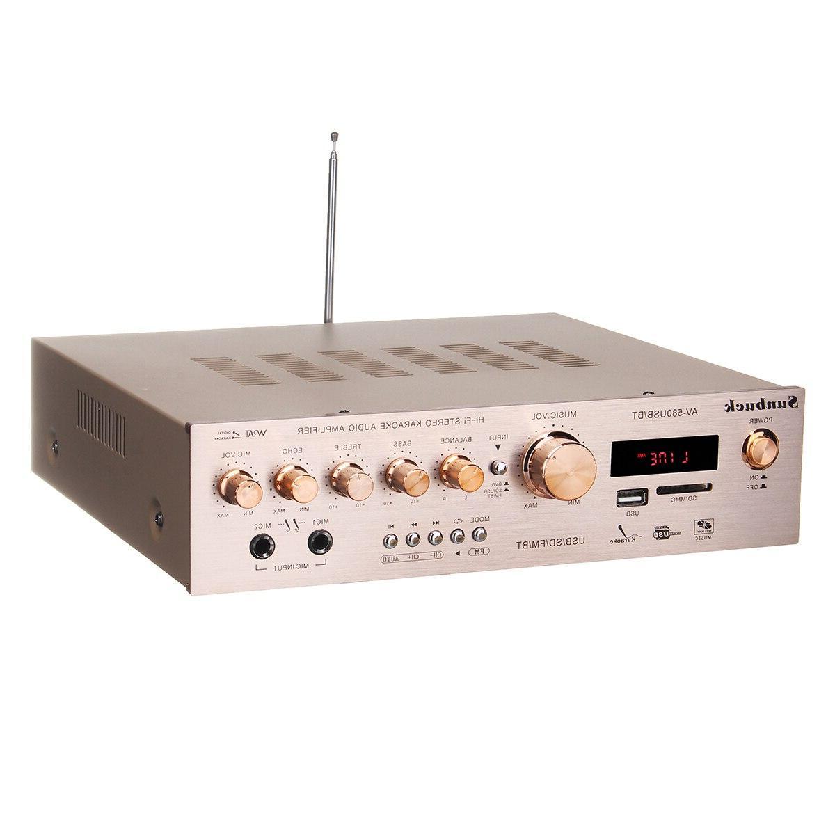 920W HiFi <font><b>Stereo</b></font> AV Surround <font><b>Amplifier</b></font> FM <font><b>Home</b></font> <font><b>Home</b></font> <font><b>Amplifiers</b></font>