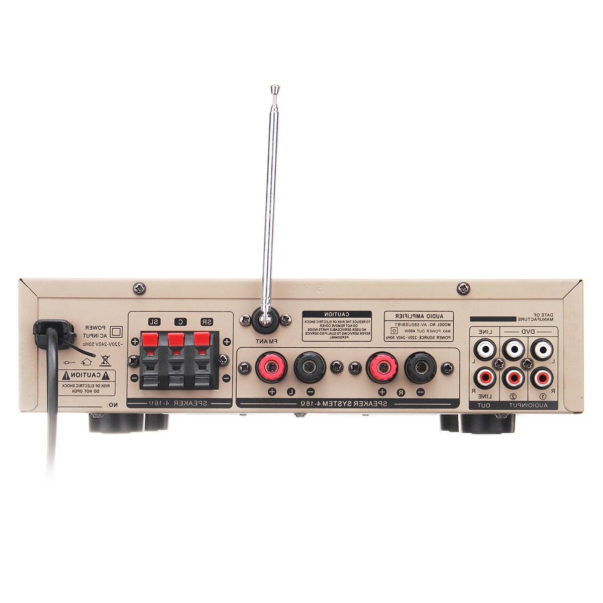 920W 5CH HiFi <font><b>Amplifier</b></font> Karaoke <font><b>Home</b></font> <font><b>Home</b></font> Theater <font><b>Amplifiers</b></font>