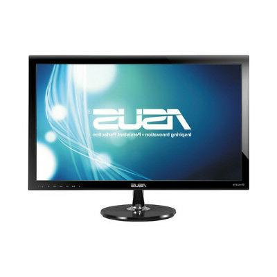 "ASUS VS278Q-P 27"" Full HD 1920x1080 1ms DisplayPort HDMI VGA"