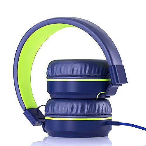 Artix Tangle-Free Compact Stereo with Microphone Children, Teen, Phones Sport,