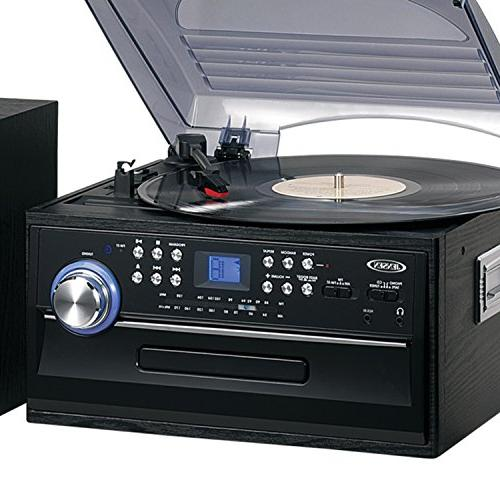 Jensen Turntable and AM/FM