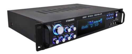 Home Stereo AM/FM MIC-In & Remote