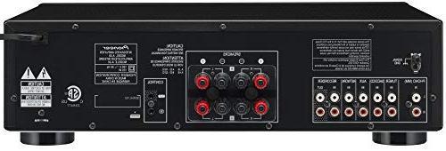 Pioneer Integrated Amplifier Energy Design