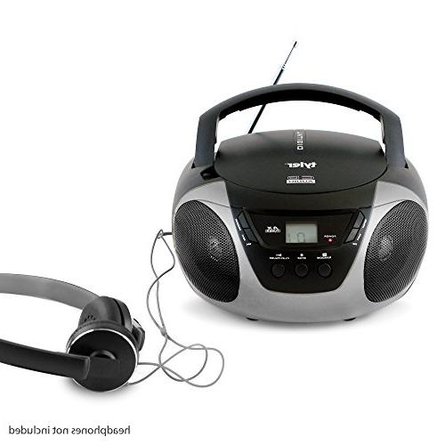Tyler Stereo CD Player with & Headphone Jack