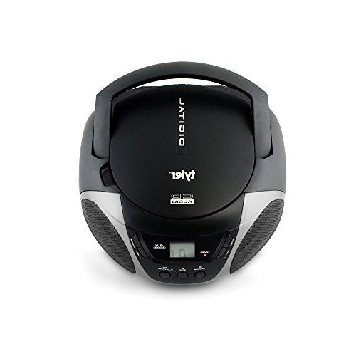 Tyler Sport CD Player AM/FM and & Headphone