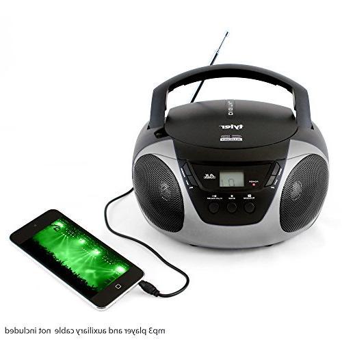 Tyler Sport CD Player AM/FM & Headphone Jack