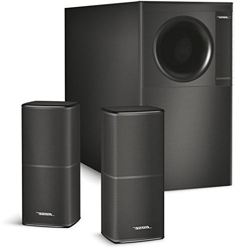 Bose Acoustimass 5 V Black Stereo Speaker System