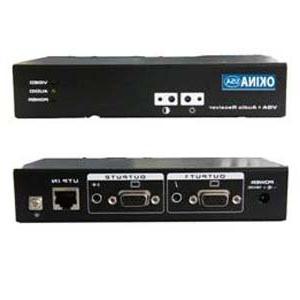 active vga audio receiver