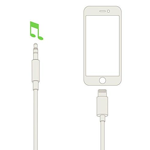 Belkin 3.5mm Audio with Lightning to for
