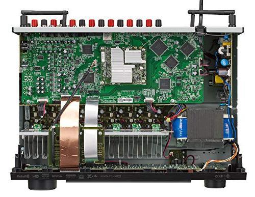 Denon AVR-S740H Channel Video, , Stream Alexa Speaker