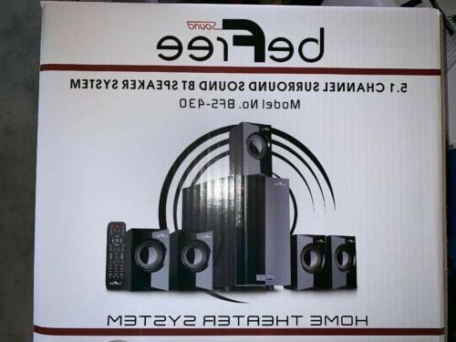 beFree Sound BFS-430 Surround Sound Home
