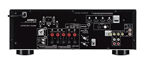 Yamaha 5.1-Channel 4K Ultra AV with