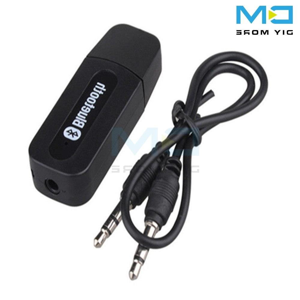 Bluetooth Aux Wireless portable mini Black bluetooth Music A