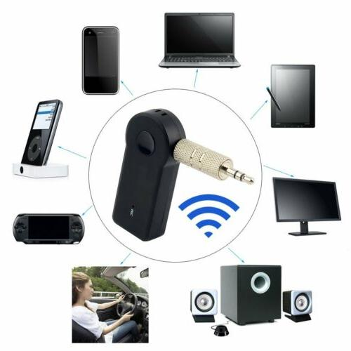 Bluetooth Stereo Adapter for Car AUX MP3