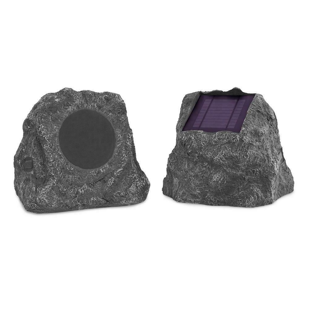 Innovative Technology Premium 5-Watt Bluetooth Outdoor Rock