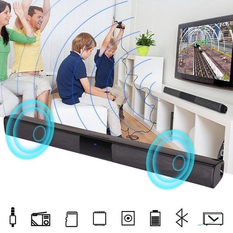 Bluetooth TV System Subwoofer