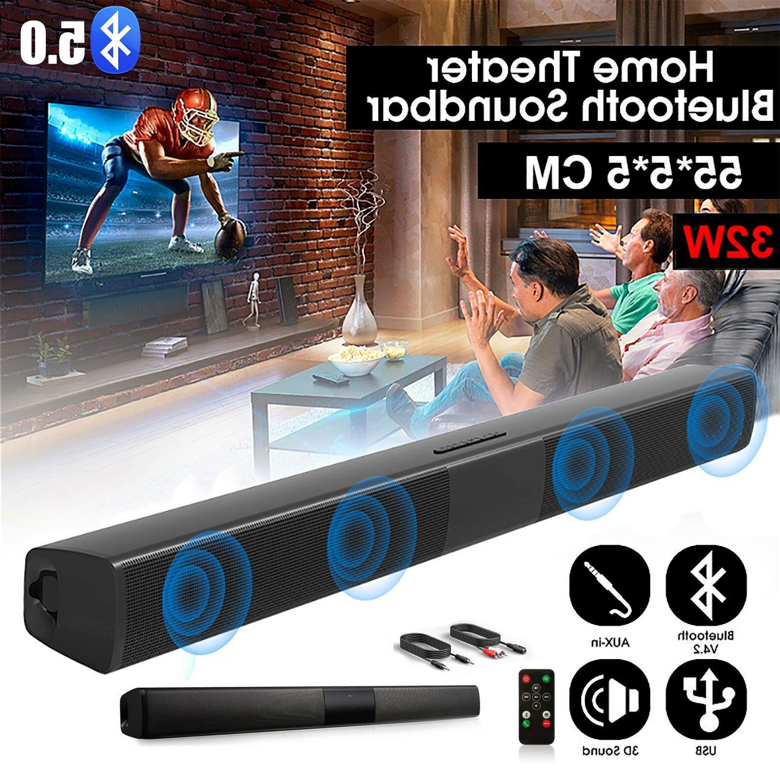 Bluetooth TV Speaker Home System Subwoofer