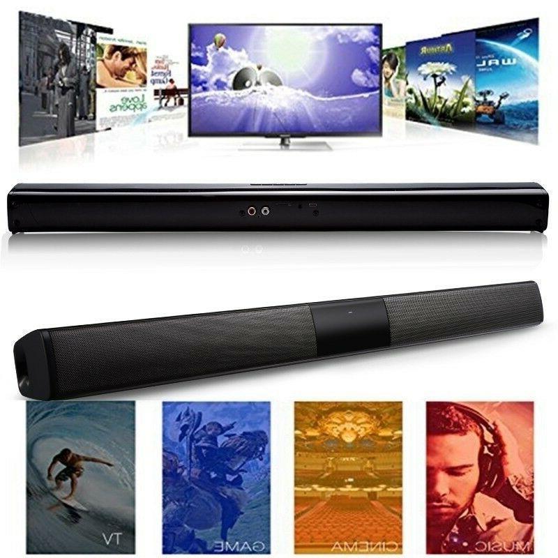 Bluetooth Sound TV System Subwoofer