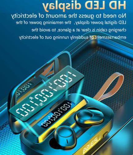 Bluetooth Wireless5.0 Mini TWS Headset