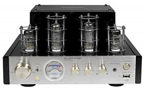 blutube 70w tube amplifier home theater stereo