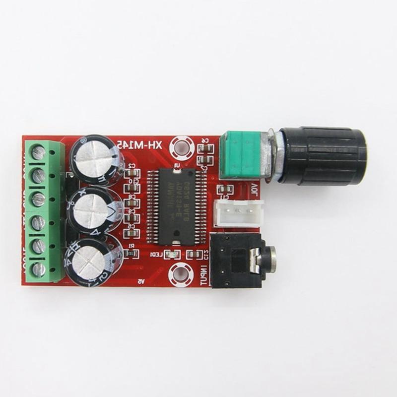 Class D <font><b>stereo</b></font> amplifier module <font><b>Yamaha</b></font> 2x 12W with input