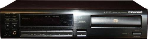 compact disc player pd 102