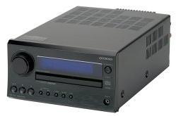 Onkyo CR-325 Wide Range Amplifier Technology  FM/AM CD Recei