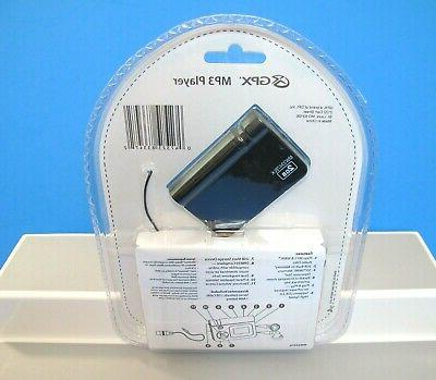 GPX MP3 Player Memory *New,