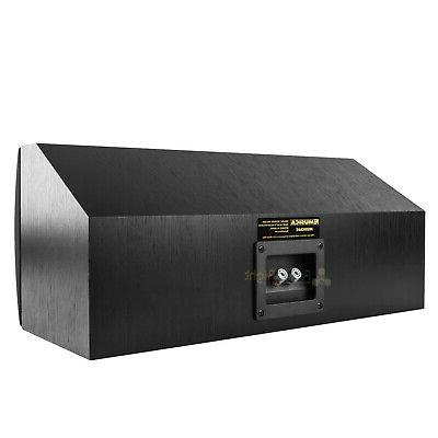 Dual Channel Theater Speaker Stereo Audio MTX