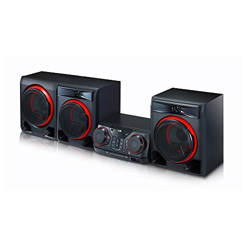 LG Electronics CK57 Entertainment System and