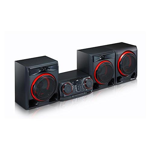 LG Electronics CK57 Entertainment System with LED and Karaoke